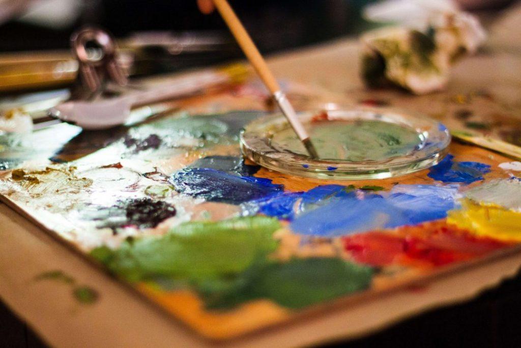 acrylic-art-art-materials